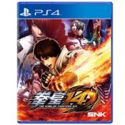 预约:《THE KING OF FIGHTERS XIV(拳皇14)》 PS4光盘版游戏 国行版
