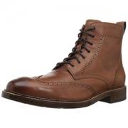 Cole HAAN 男式肯尼迪翼纹 II 时尚靴子