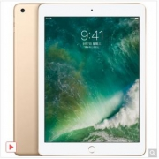 Apple苹果 iPad 128G平板电脑 (128G金 WiFi版) MPGW2CH/A