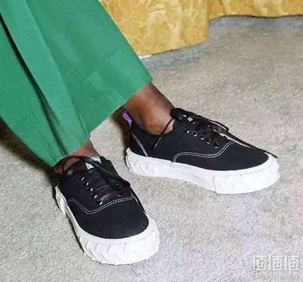 Eytys帆布鞋