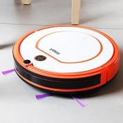 FMART 福玛特 Q2S 扫地机器人开箱