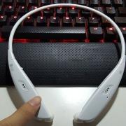 LG HBS-810 颈挂式无线蓝牙耳机开箱