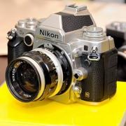 Nikon 全画幅无反相机,将搭载全新开发的 Z-mount 接环!