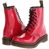 Dr. Martens 1460 W 红漆皮马丁靴