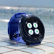 Samsung 三星 Gear Sport 智能运动手表开箱