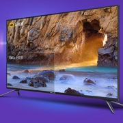WHALEY 微鲸 55D2UA 4K超高清电视开箱及详细体验