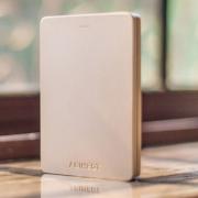 TOSHIBA 东芝 Alumy Gold 2TB移动硬盘开箱