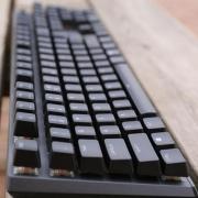CoolerMaster 酷冷至尊 MK750 电竞机械键盘开箱