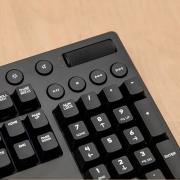 Logitech 罗技 G610 红轴机械键盘简单分享
