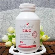 Bio Island生物岛 Zinc 婴幼儿天然补锌咀嚼片120片