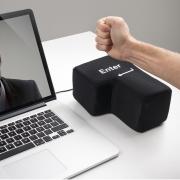 BigEnter 超大号回车键 减压神器 同事看的一脸懵 USB连接