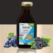 德国salus Kindervital 艾儿口服果蔬营养液儿童铁元 250ml *2瓶  多种维生素钙
