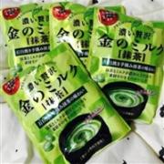 Kanro 北海道 特浓清香 西尾抹茶 牛奶糖 70g×6袋