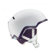 Salomon (萨洛蒙)滑雪头盔 Shiva ( シヴァ ) C . Air White Matt / Indigo 女士 l36696900M