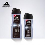 Adidas 阿迪达斯 男士激情沐浴露 400ml+250ml
