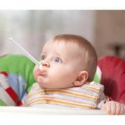宝妈萌娃养成记# 母婴系列——米粉每一口都是爱的味道
