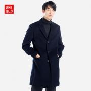 UNIQLO优衣库 羊毛羊绒混纺长大衣 初上市¥999