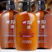 京东全球购:限plus会员,熊野油脂 无硅油马油洗发水 600ml*2瓶