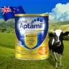 Aptamil 澳洲爱他美 金装加强型婴幼儿配方奶粉(1段)0-6个月900g
