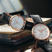 BAUME & MERCIER 名士 Classima Executives系列 MOA10077 女士机械腕表