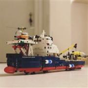 新低价: LEGO 乐高 Technic科技系列 42064 海洋调查船