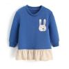 优贝宜 女童夹棉保暖卫衣42元包邮(已降56元)