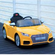 Rastar 星辉 奥迪TTS 儿童电动童车 双驱双电 年轻人的第一辆奥迪