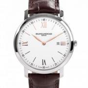 名仕(Baume & Mercier)  CLASSIMA 克莱麦斯系列 MOA10144 男款时装腕表