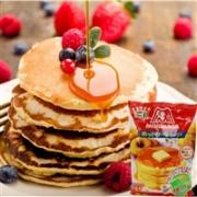 Morinaga森永宝宝营养早餐热香松饼粉/蛋糕粉 600g