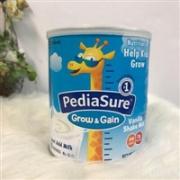 PediaSure美国雅培 小安素助成长婴幼儿营养奶粉 香草味 397g*2罐