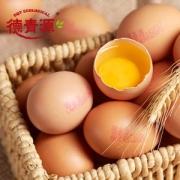 蛋品世界冠军 德青源 生态鲜鸡蛋64枚 个个有码