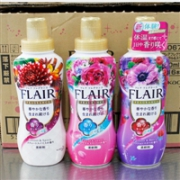 KAO 花王 FLAIR 甜蜜清新衣物柔顺剂 570ml 多款可选