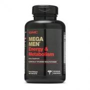 GNC 健安喜 男性能量与代谢复合维生素 180粒