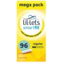 Lil-Lets 非敷抹器普通卫生棉条 X 96   6 包 16 件