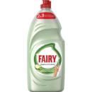 Fairy 清洁和护理柔顺洗衣液 芦荟和黄瓜 1015ml