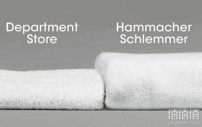 Hammacher Schlemmer毛巾