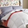 cuddledown 拥软 95%白鹅绒被 700蓬 纯棉面料 150*210cm/绒重1008g/冬被/700蓬