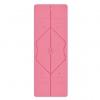 Liforme 防滑运动瑜伽垫 加长加厚 经典粉色 4mm厚度