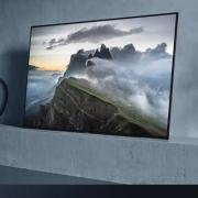 索尼 KD-55A1 55英寸OLED发声4K智能电视