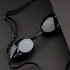 FEW 飘 MF13-04 2021新款高清泳镜 七彩镀铬 电镀黑色