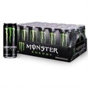 Monster Energy 魔爪 能量型维生素运动饮料 330ml*24罐 *2件120元(买一赠一)