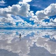EPOCH 究极拼图达人 乌尤尼盐湖 玻利维亚天空之镜3000片