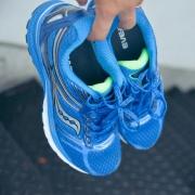 Saucony 索康尼 Guide 9 跑鞋S20295 开箱体验