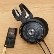 Audio Technica 铁三角 ATH-ADX5000 头戴式耳机开箱
