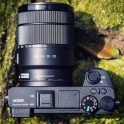 Sony 索尼 E 18-135mm F3.5-5.6 OSS 微单镜头开箱评测