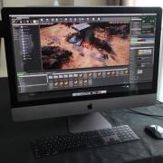 Apple 苹果 iMac Pro 一体机工作站开箱
