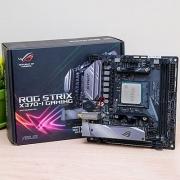 ASUS 华硕 ROG STRIX X370-I GAMING 主板开箱