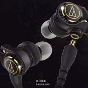 亚马逊海外购:Audio Technica 铁三角 ATH-CKS1100iS 入耳式耳机 Prime会员免费直邮含税