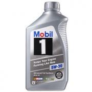 Mobil 美孚 美孚1号 SN 5W-30 全合成机油 946ml 美国原装进口
