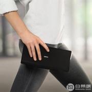丰趣海淘:LOEWE 勒维 Speaker 2go 便携式无线蓝牙音箱 黑色
